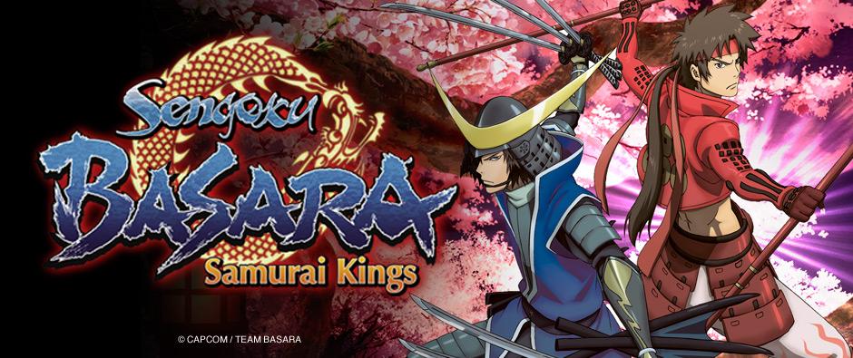 Samurai Kings