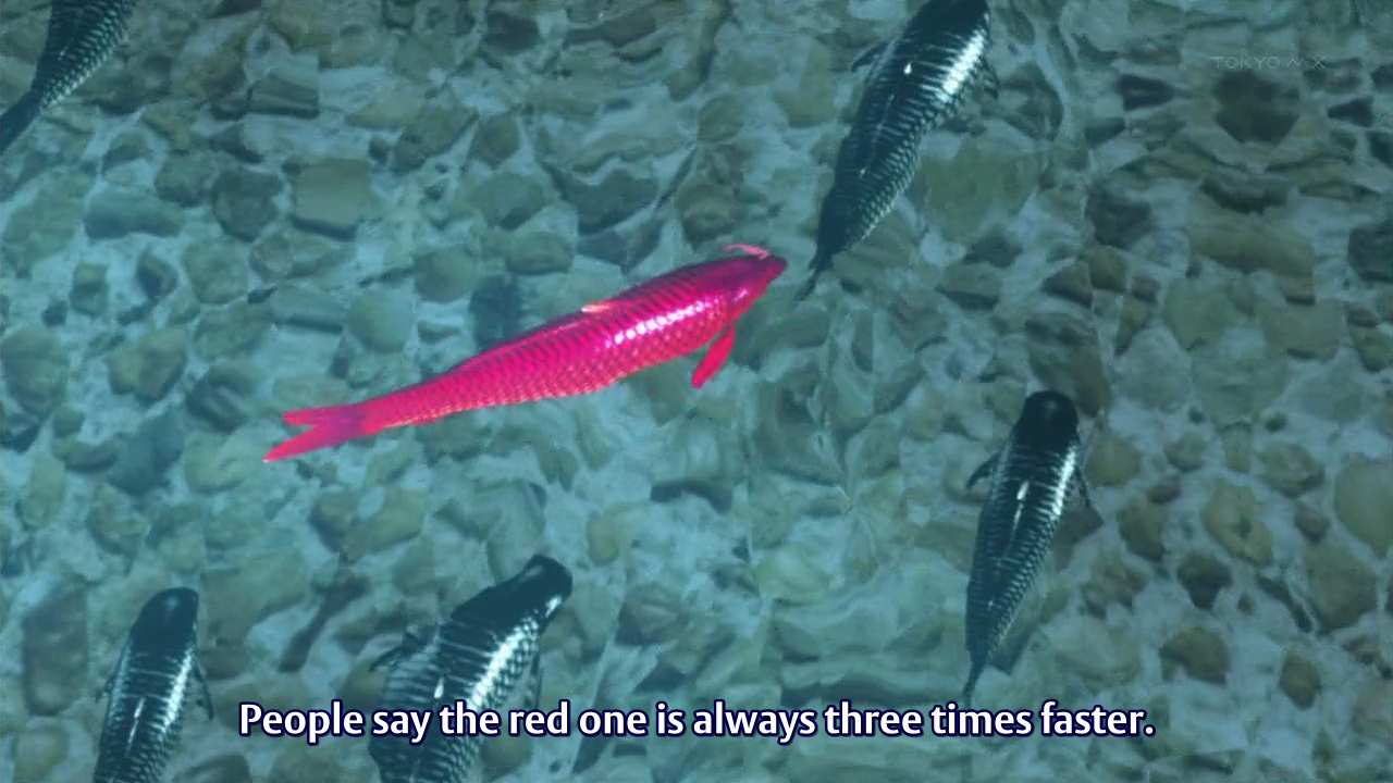 gundam references in some spring 2013 anime moar powah date a live char fish 3