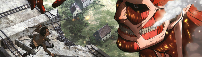 Food for Thought: Attack on Titan Parody