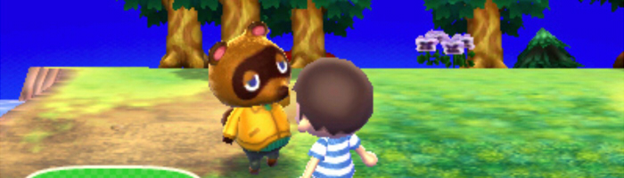 Sanity's Other Side: Tom Nook Is a Cheating Sleazebag