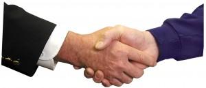 Handshake - TRAVIS - 1