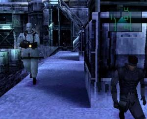 Metal Gear Solid - TRAVIS - 2