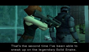 Metal Gear Solid - TRAVIS - 3