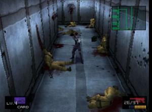Metal Gear Solid - TRAVIS - 4