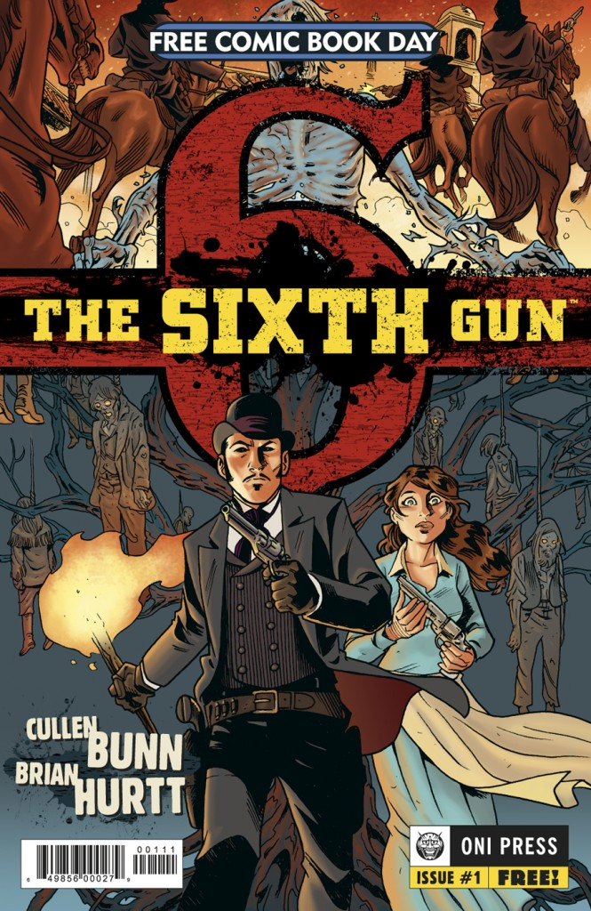 Sixth Gun Issue 1