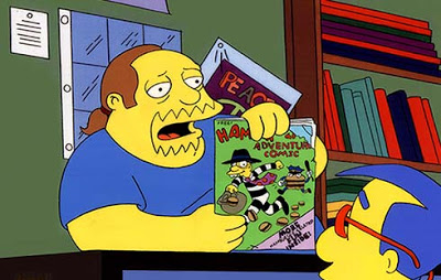 """Ugh, brace yourself for some opinions you won't agree with"" -Comic Book Guy, The Simpsons Episode 23ABR, ""This Joke is Getting Old Already"""
