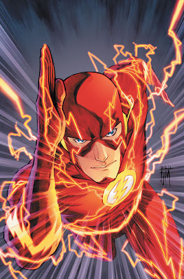 """My newest issues are horribly overrated!"" -Barry Allen, The Flash #3,673, ""The Fanboy Paradox"""