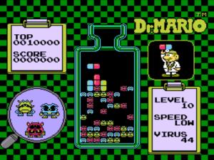 Dr Mario - TRAVIS - 1