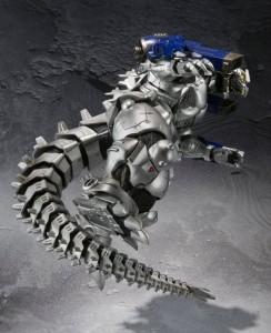 monsterarts mechagodzilla