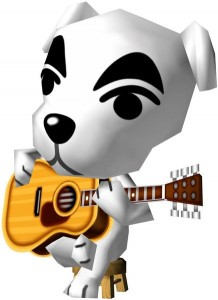 Animal Crossing - TRAVIS - 1