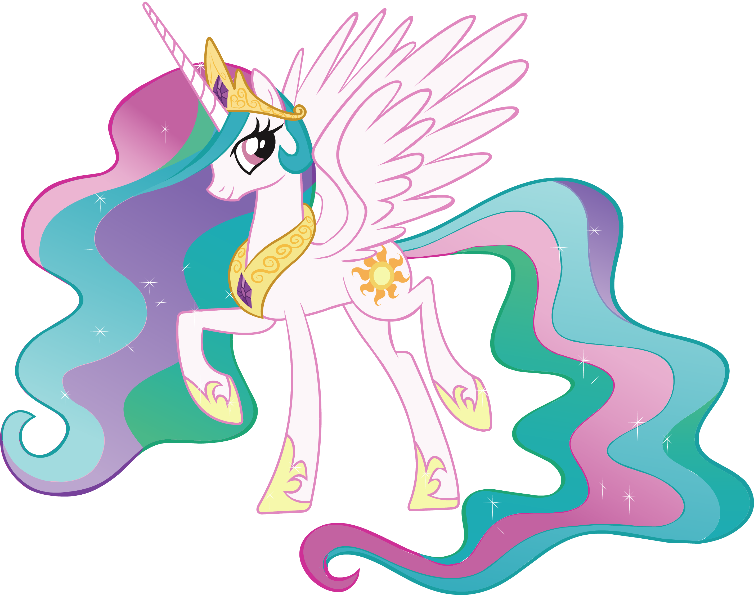 My Little Pony Micro Series 8 Review Moar Powah A Picture Of Princess Celestia