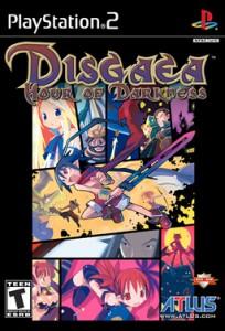 Disgaea 1 cover