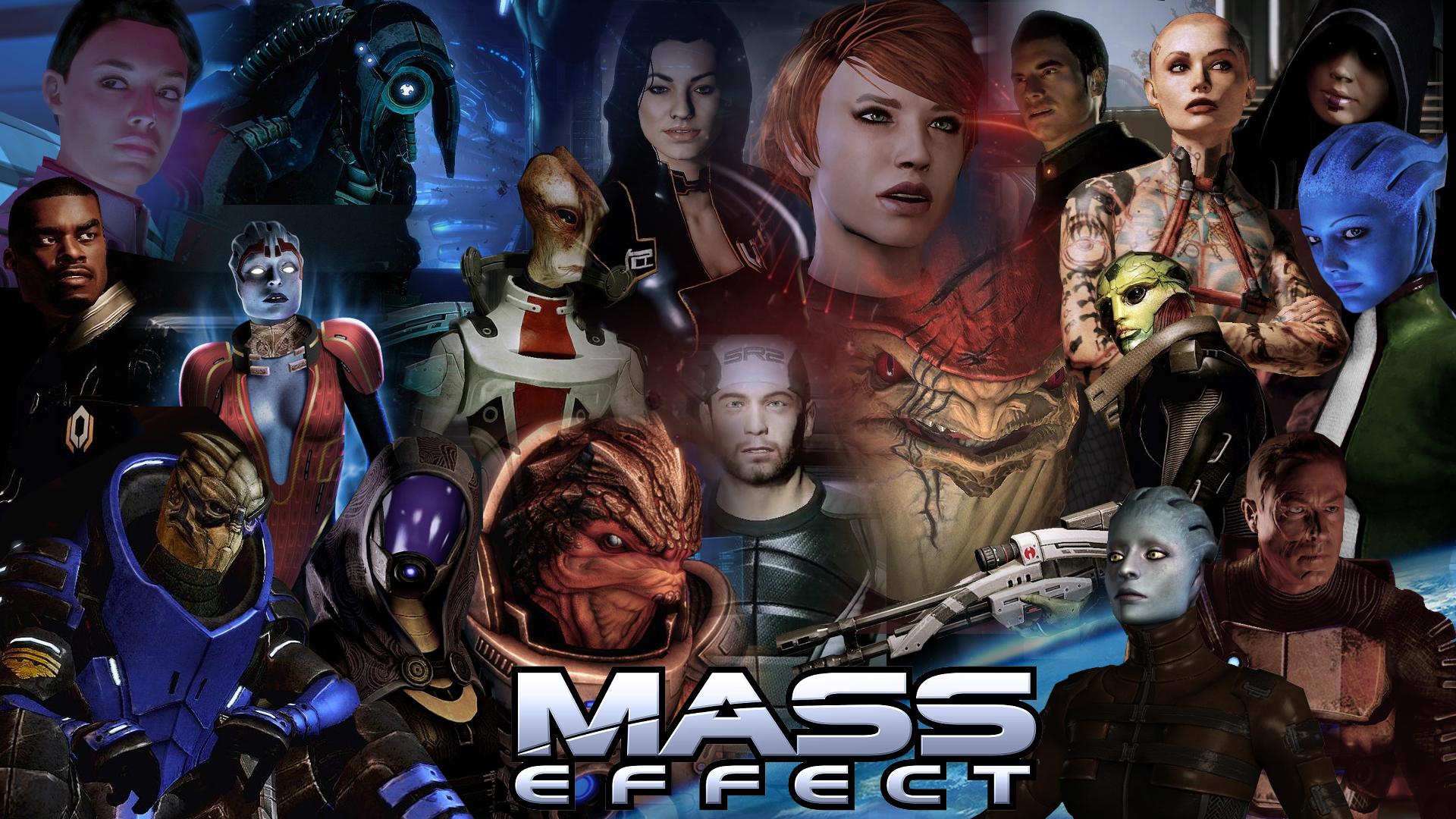 Mass Effect 2 Moar Powah