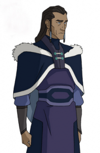 A man to watch out for -- but a neat-o contrast to his Thor-like brother and Korra