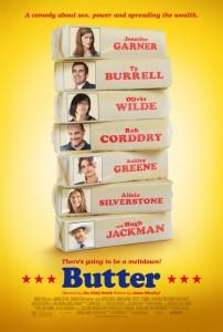 butter film poster