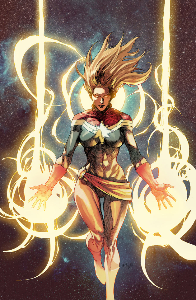 Captain Marvel All-New Marvel Now
