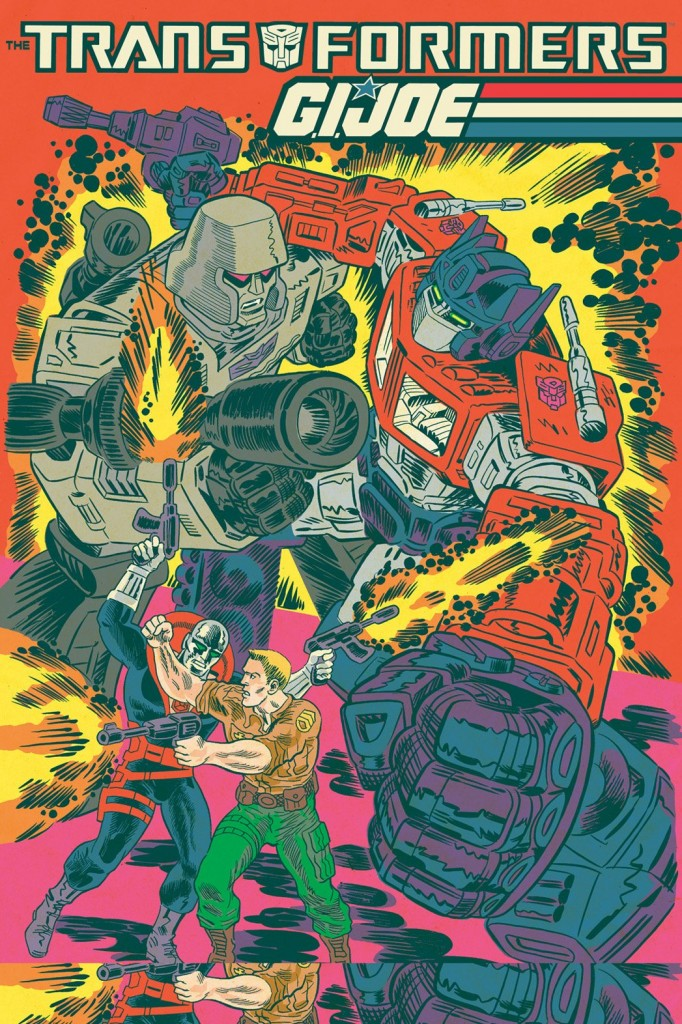GI Joe Transformers Promo