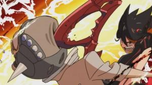 Kill la Kill Ryuuko's sword