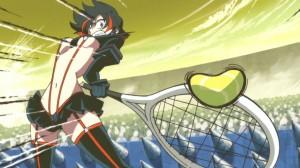 Kill la Kill xtreme tennis