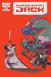 Samurai Jack cover