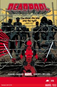 Deadpool cover 16