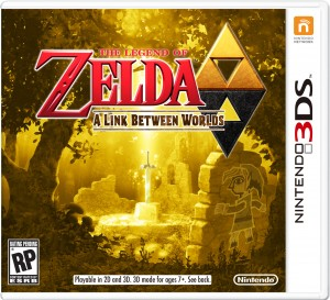A Link Between Worlds box art