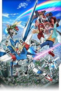 Gundam Build Fighters 01