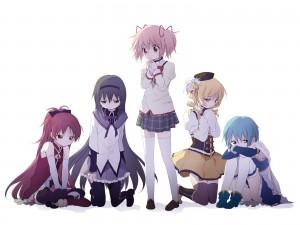 Madoka characters