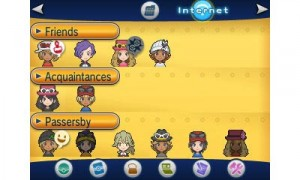 Pokemon XY Player Search System