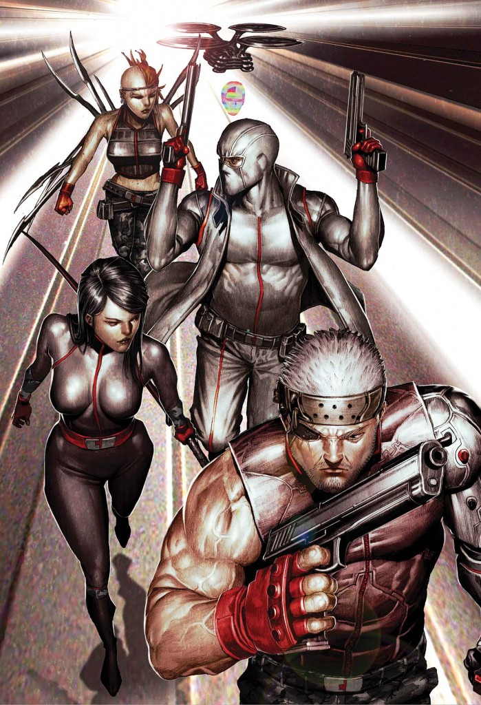 X-Force All-New Marvel NOW!