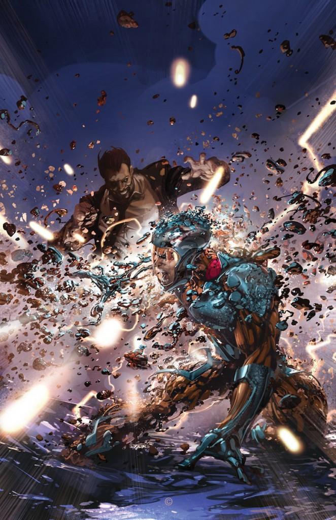 X-O Manowar #19