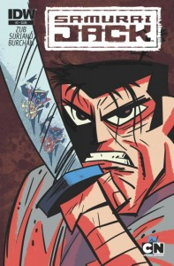 Samurai Jack 2 cover