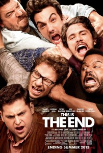 this is the end cover