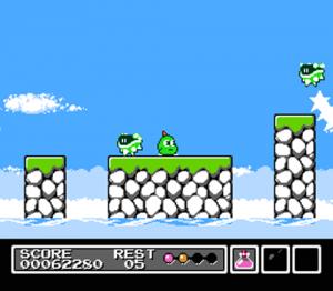 Gimmick Gameplay