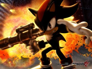 Shadow the Hedgehog the game