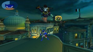 Sly Cooper anthology SC