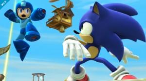 Sonic vs Megaman vs Mario