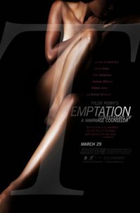 This poster is 100 percent more pornographic than the movie. Also 100 percent more interesting.