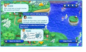 new super mario bros u miiverse
