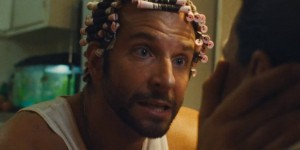 """Yes I'm wearing hair curlers. No, I don't think it's more humiliating than being in All About Steve."""