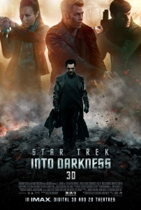 Note the lack of Stars or Trekking on this poster.