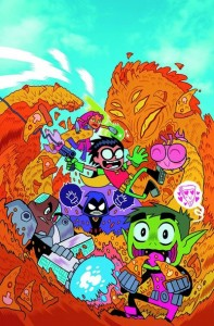 teen titans go cover