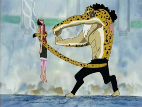 Luffy vs. Lucci