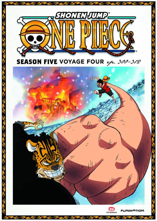 One Piece Season Five Voyage Four
