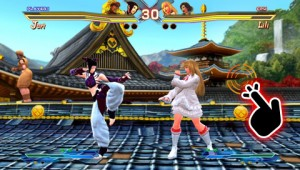 Street Fighter X Tekken Casual Controls