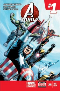 avengers world cover 1