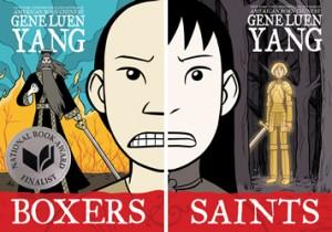 """Gene Luen Yang's """"Boxers and Saints"""""""