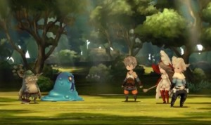 Bravely Default Battle