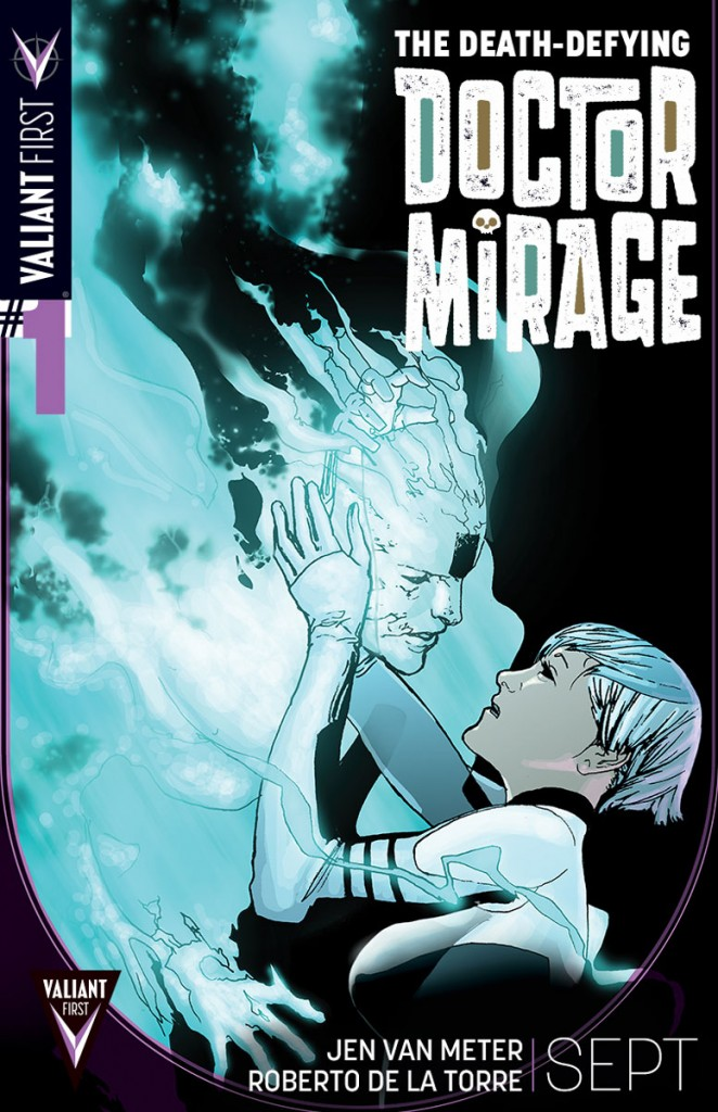 Doctor Mirage #1