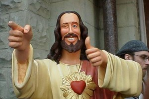 If nothing else, we owe him forever for the creation of Buddy Christ.
